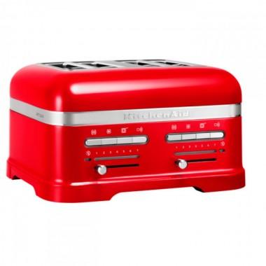 Тостер KitchenAid Artisan для 4 тостов, цвет красный