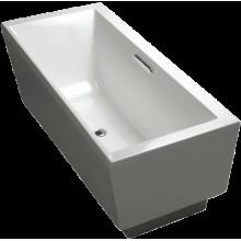 Ванна отдельностоящая прямоугольная EVOK, акрил