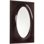 ЗЕРКАЛО REСTANGULAR FRAMED OVAL MIRROR