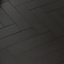 Плитка напольная, серо-черный цвет, 13х52 см