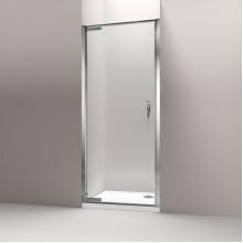 Дверь для душа TORSION, стекло и металл, Jacob Delafon, 800х1950 мм