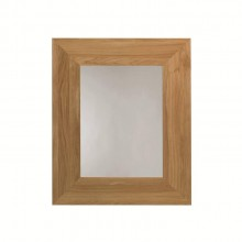 Зеркало для ванны SAFFRON, дуб, Imperial
