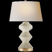 Настольная лампа Weller Zig-Zag Table Lamp