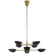 Люстра Graphic Large Two-Tier Chandelier