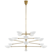 Люстра Graphic Grande Four-Tier Chandelier
