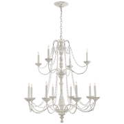 Люстра Flanders Medium Two-Tier Chandelier