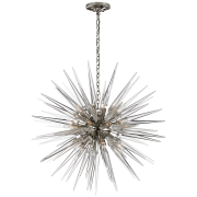 Люстра Quincy Medium Sputnik Chandelier