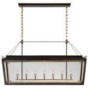 Люстра Caddo Large Linear Lantern