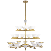 Люстра Cleo Three-Tier Chandelier