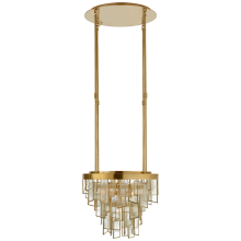 Люстра Ardent Small Waterfall Chandelier