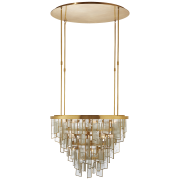 Люстра Ardent Large Waterfall Chandelier