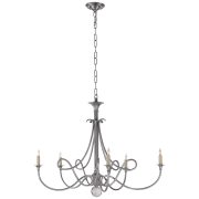 Люстра Double Twist Large Chandelier