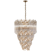 Люстра Adele Three-Tier Waterfall Chandelier