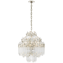 Люстра Adele Four Tier Waterfall Chandelier