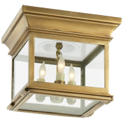 Люстра Club Small Square Flush Mount