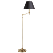 Торшер Dorchester Swing Arm Floor Lamp