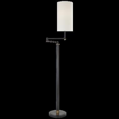 Торшер Anton Large Swing Arm Floor Lamp