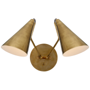 Бра Clemente Double Sconce