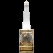 Бра Paladin Short Modern Obelisk Sconce