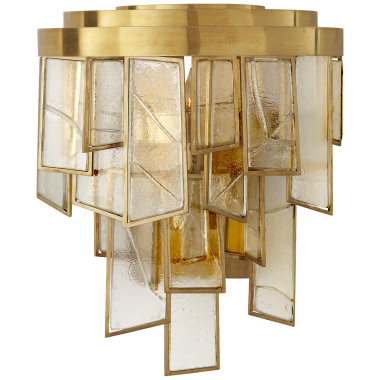Бра Ardent Small Waterfall Sconce