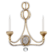 Бра Milan Double Sconce
