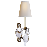 Бра Yves Crystal Single Arm Sconce