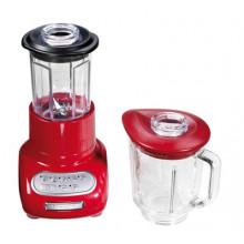 БЛЕНДЕР ARTISAN 5KSB5553EER  со стеклянным стаканом  1.5 л. и кулинарным стаканом  0.75 л, КРАСНЫЙ, KITCHENAID