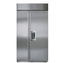 Холодильник / морозильник SUB-ZERO side by side с диспенсером