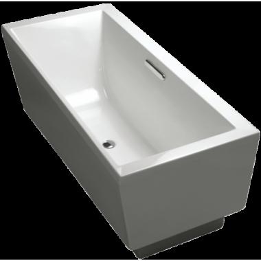 Ванна отдельностоящая прямоугольная акриловая EVOK, Jacob Delafon