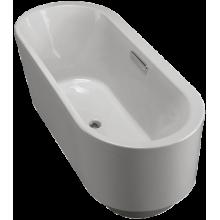 Ванна отдельностоящая овальная EVOK, акрил