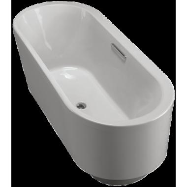Ванна отдельностоящая овальная акриловая EVOK, Jacob Delafon