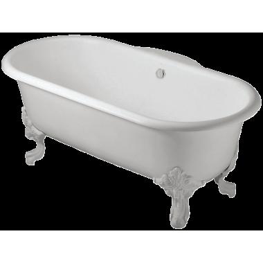 Ванна отдельностоящая  чугунная CIRCE, Jacob Delafon
