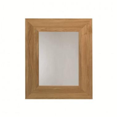 Зеркало для ванны в SAFFRON в дубовой раме, Imperial