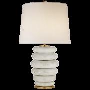 Настольная лампа Phoebe Stacked Table Lamp