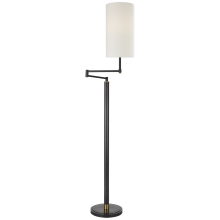 Торшер Anton Large Swing Arm Floor Lamp
