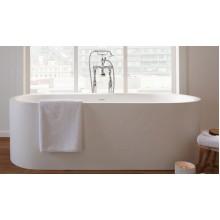 Ванна отдельно стоящая LADY MARGARET, Imperial, 1800х820х540 матовый камень