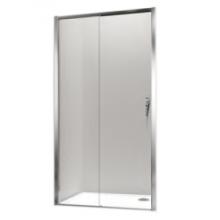 Дверь для душа раздвижная TORSION, стекло и металл, Jacob Delafon, 1600х1950 мм